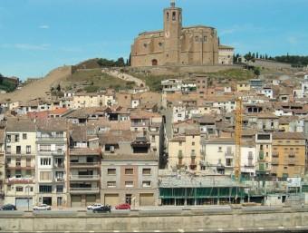 Vista general de la ciutat de Balaguer Foto:BALAGUER.CAT