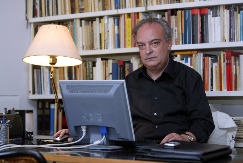 Imatge d'Enrique Vila-Matas, en una imatge d'arxiu.