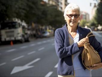 Muriel Casals Foto:ALBERT SALAMÉ