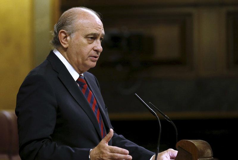 17 set 2015 fern ndez d az cap govern d 39 espanya for Ministre interior