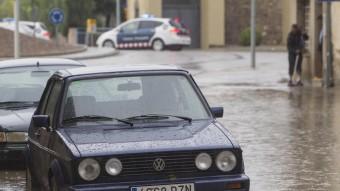 Inundacions a Sant Pere Pescador Foto:JORDI RIBOT / ICONNA