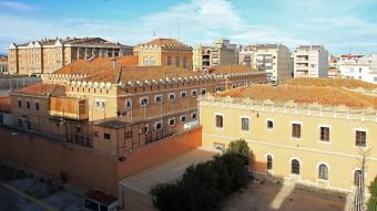 Imatge de l'edifici de la presó vella, al carrer Sant Pau de Figueres. Foto:LLUÍS SERRAT