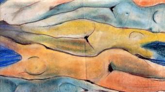 """Obra plàstica de Francesc Sempere """"Messa"""". Foto:CEDIDA"""
