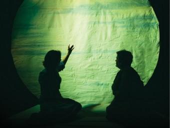 Espectacle sobre Lorca de la companyia tarragonina Tecla Smith Foto:EL PUNT AVUI