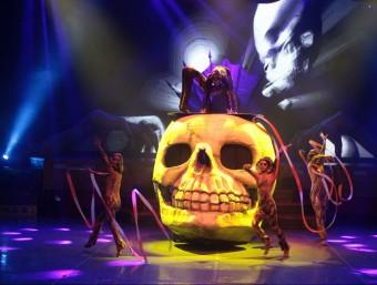 Halloween Escape és una altra dels espectacles estrella que es podrà veure al parc fins el 15 de novembre, Foto:J. FERNÀNDEZ