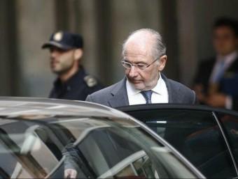 Rodrigo Rato en una imatge del juliol passat Foto:EUROPA PRESS