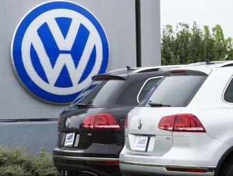 L'escàndol de Volkswagen segueix centrant l'actualitat econòmica.  Foto:ARXIU