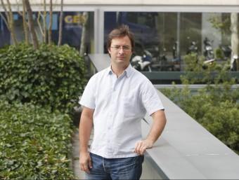 Octavi Uyà és un dels socis fundadors de Nautal.  Foto:ORIOL DURAN