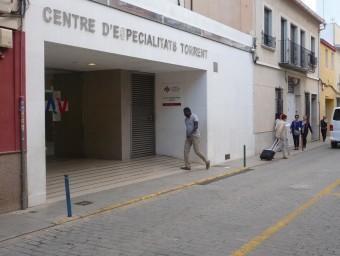 Centre d'especialitats mèdiques de Torrent de l'Horta. Foto:ESCORCOLL