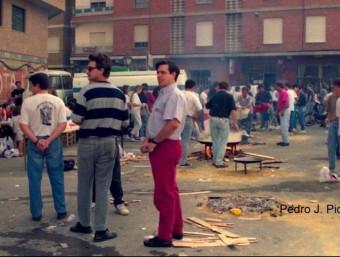 Imatge d'arxiu de la celebració de les paelles del 9 d'Octubre. Foto:PEDRO J. PICAZO
