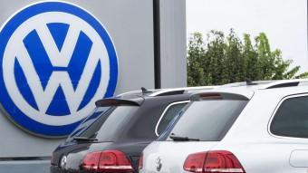 Un concessionari Volkswagen, a Woodbridge, a l'estat nord-americà de Virginia Foto:AFP