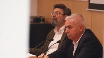 Josep Alsina i Francisco Caja, organitzadors Foto:O.D
