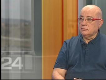 Manuel Puerto Ducet, de l'associació Súmate Foto:TV3
