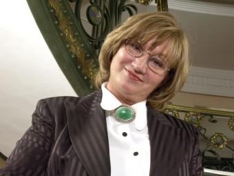 Ana Diosdado, autora i directora de teatre, novel·lista i actriu, va morir ahir a Madrid Foto:EFE