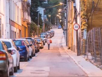 Una imatge del carrer del Prat de Santa Coloma de Farners Foto:DAVID RUEDA / AJ. DE SANTA COLOMA