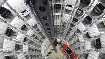 Instal·lacions del Grup VW a Wolfsburg, Alemanya Foto:REUTERS