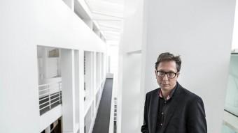 Ferran Barenblit, aquesta setmana al museu Foto:JOSEP LOSADA