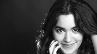La jove soprano Anna Niebla participarà als Sopars lírics. Foto:ARXIU