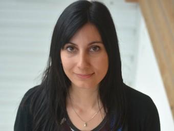 Sílvia Osuna, investigadora de la UdG Foto:EL PUNT AVUI