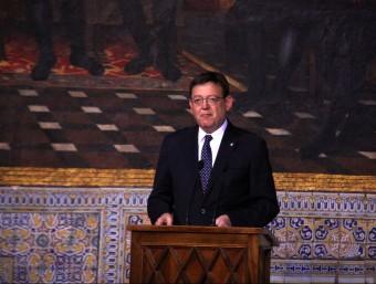 El president de la Generalitat valenciana, Ximo Puig Foto:@GVA_INFO