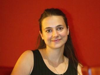 Núria Rial, en una imatge del 2009 Foto:QUIM PUIG