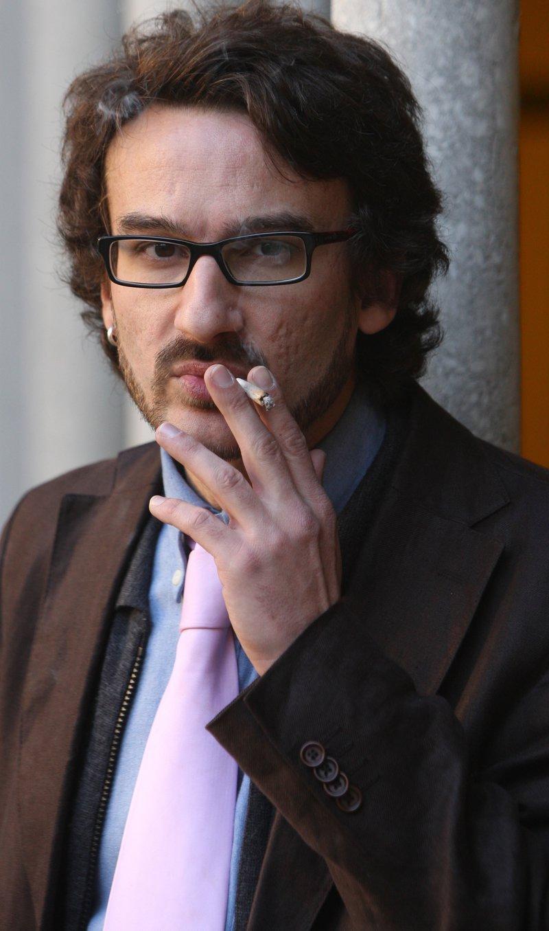 Imatge d'Oriol Ponsatí-Murlà, que va rebre el Casero per aquesta obra.