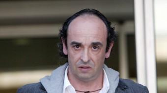 joan Teixidor fotografiat el 2007 als jutjat de Figueres. Foto:EUDALD PICAS