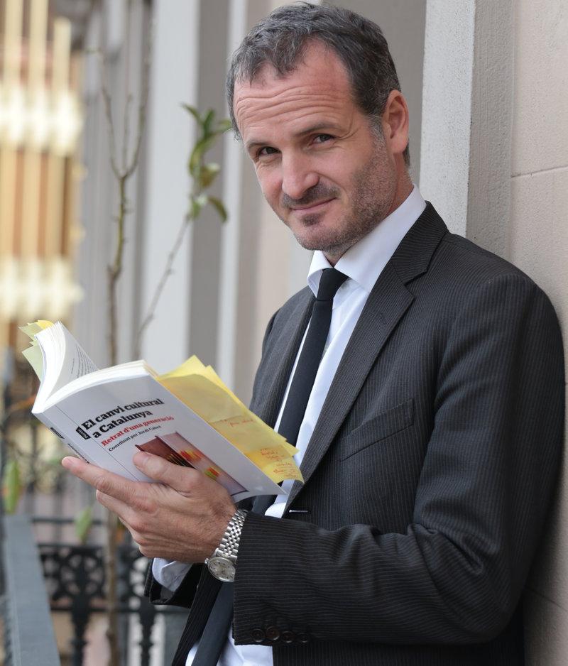 Imatge de Jordi Cabré.
