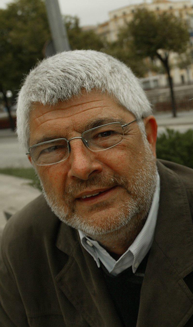 L'escriptor i periodista Xavier Febrés, en una imatge d'arxiu.