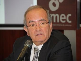 Josep González creu que ha arribat l'hora de fer una nova cúpula de pimes a l'Estat. Foto:ARXIU