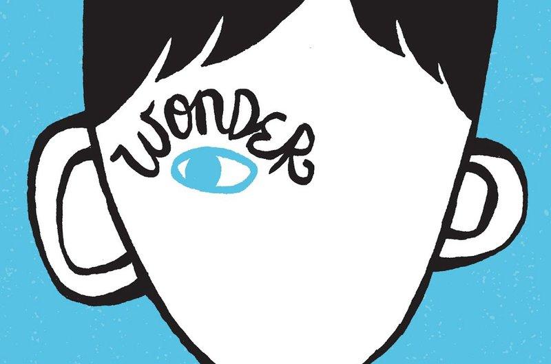 Imatge de la portada de 'Wonder', de l'autora americana R.J. Palacio.