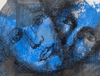 Una de les obres que es podran veure a partir de dijous a l'exposició 'Cop d'ull_70', oberta fins al 16 de gener Foto:FUNDACIÓ VALVI