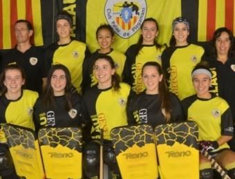 El Palau de Plegamans hi debuta com a campió de l'OK Lliga femenina del curs passat Foto:HCPP