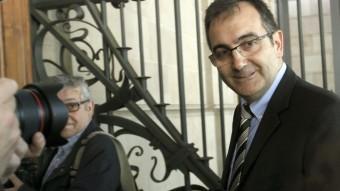 Josep Tous , excàrrec de la Diputació barcelonina Foto:EFE