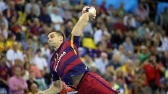 Lazarov , amb 12 gols, va ser decisiu Foto:J. RAMOS