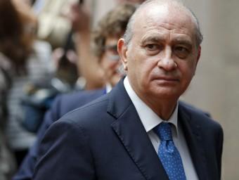 El ministre d'Interior i cap de llista del PPC al 20D, Jorge Fernández Díaz Foto:ARXIU