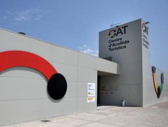 La façana de l'edifici del CAT de Vilajuïga en una imatge d'arxiu Foto:LLUÍS SERRAT