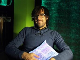 Miguel Ridao, director de Sensing Tex.  Foto:ELISABETH MAGRE