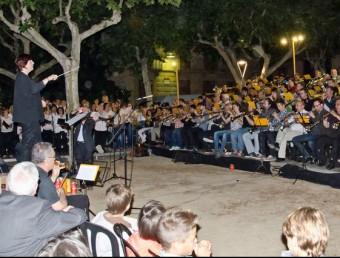 Un dels actes més populars que organitza l'entitat és la Nits de Músics, on s'han arribat aplegar més de 200 músics Foto:EL PUNT AVUI