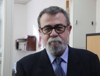 Josep Canício, nou síndic de greuges de la Universitat Rovira i Virgili (URV) Foto:ACN
