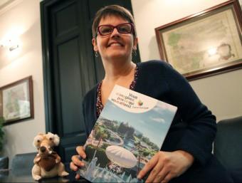 Laure Mosseron, cap de màrqueting de Futuroscope Foto:E. M