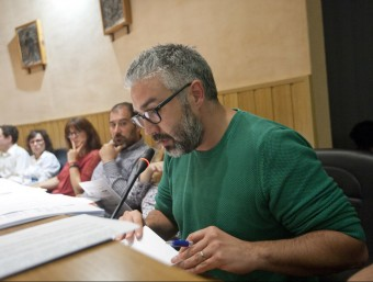 El regidor Juanma Ramon és el síndic portaveu de Compromís per Paterna. Foto:EL PUNT AVUI
