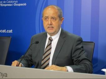 El conseller d'Empresa i Ocupació, Felip Puig Foto:EUROPA PRESS