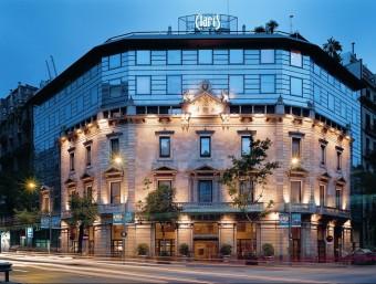 La marxa d'empreses a Madrid (entre elles, Derby Hotels) ha obert de nou la guerra de xigres entre l'executiu espanyol i català a compte dels costos del procés.  Foto:ARXIU
