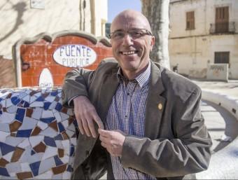 L'alcalde d'Arenys de Munt, Joan Rabasseda (ERC), ha estat multat amb 600 euros per la Junta Electoral Foto:A. SALAMÉ