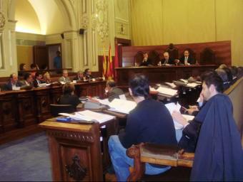 El ple de la Diputació de Tarragona va aprovar els pressupostos del 2016 Foto:INFOCAMP