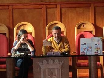 La presentació de les campanyes va fer incidència en laconseguir una mobilitat més sostenible dins de la vila Foto:EPN