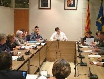 El ple de dilluns passat va aprovar per unanimitat el primer pas per redactar un nou POUM a l'Escala Foto:EL PUNT AVUI