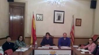 Sessió del Consell Municipal de la Joventut. Foto:B. SILVESTRE
