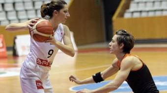 Jordana i Dumerc Foto:MANEL LLADÓ